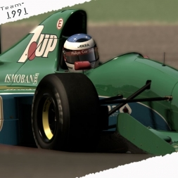 Assetto Corsa   Jordan Jordan  1991 by VRC Modding Team