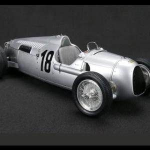 Assetto AI Race: 1937 F1 cars around Lake Luise!