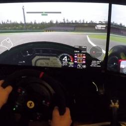 Automobilista Beta - New Hockenheim Formula V12 onboard
