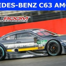 Mercedes-AMG C63 DTM at Hockenheimring (PT-BR)