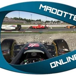 F1 2017 (mod) - MORE F1 2016 online in an OPEN PUBLIC LOBBY!!!