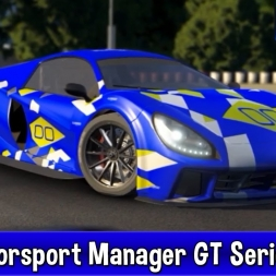 TwinPlays Motorsport Manager GT Series - #11 Blue Flag Rage