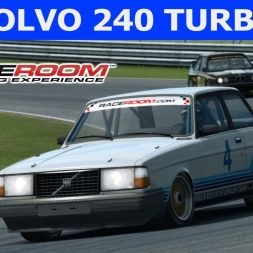 Volvo 240 Turbo at Anderstorp (PT-BR)