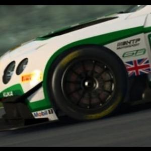 RaceRoom Competition | Bentley Continental GT3 @ Hungaroring 1:44.088