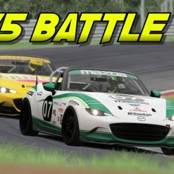 MX5 BATTLE at Race Department - Assetto Corsa Trackday Tuesdays #66