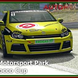 Automobilista - VW Scirocco Cup - Barber Motorsport Park