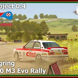 Dirt Rally - RFPE Project 0.4 - BMW E30 M3 Evo Rally - Flugzeugring