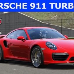 Porsche 911 Turbo S at Vallelunga (PT-BR)