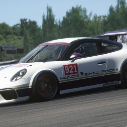 Assetto Corsa: Porsche 911 GT3 Cup @Brands Hatch GP Race 1