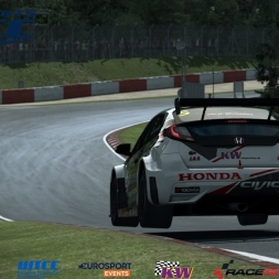 R3E - eWTCC Honda Civic at Nordschleife-24H - 8:32.581