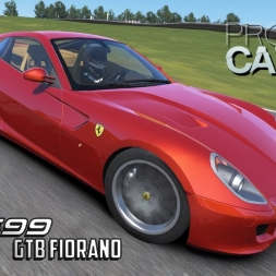 Project Cars * Ferrari 599 GTB [mod + download]