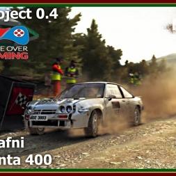 Dirt Rally - RFPE Project 0.4 - Opel Manta 400 - Koryfi Dafni