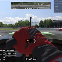 iRacing AOR Formula Renault - Montreal Feature Race