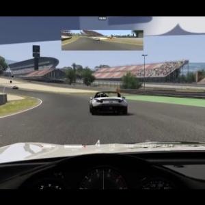 RaceDepartment Club Racing - MX5 @ Barcelona