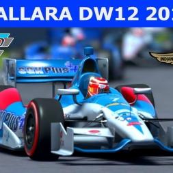 Dallara DW12 Indycar at Indianapolis GP (PT-BR)