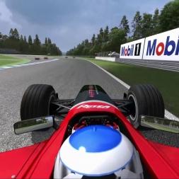 Automobilista Beta (1.3.91b) - Formula V10 @Hockenheim 2001 (TV Cockpit)