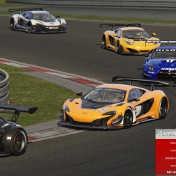 Assetto Corsa (1.13.2) - Placebo Effect - McLaren 650S GT3 @Nürburgring GP (GT)