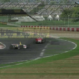 Champcar World Series 2011 der GCZ in Spanien / Barcelona / Highlights / Race 5 / 19