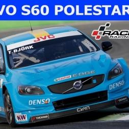 Volvo S60 Polestar TC1 at Hungaroring (PT-BR)