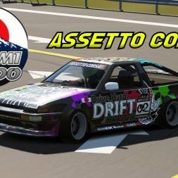 Fujimi Kaido for Assetto Corsa!