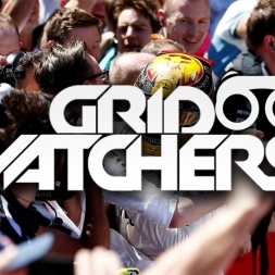 WHAT? A GOOD RACE THIS SEASON?!? - GRID WATCHERS PODCAST #7
