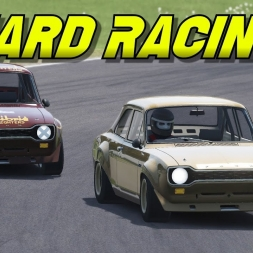 Hard Racing the RS1600 - Race Department Trackday Tuesdays #67 Oculus Rift gameplay