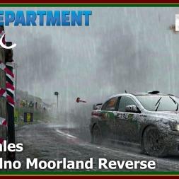 Dirt Rally - RDRC 08 - Rally Wales - SS03 Bidno Moorland Reverse