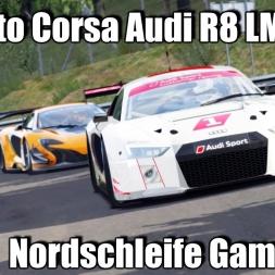Assetto Corsa - Audi R8 LMS 2015 mod - Nordschleife 1440p