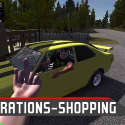 PREPARATIONS! My summer car – Shopping trip - Ep.2