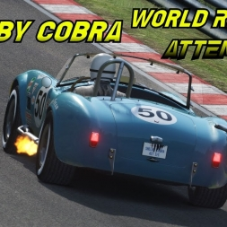 Nordschleife World Record Attempt Shelby Cobra 427 S/C 7:50:743