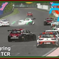 RFactor 2 - Salzburgring - VW Golf TCR - 5 laps vs AI