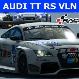 Audi TT RS VLN at Hungaroring RD Race Club (PT-BR)