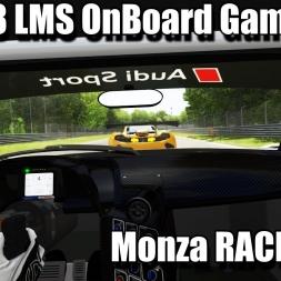 Assetto Corsa - Audi R8 LMS 2015 mod - Monza RACE ! 1440p