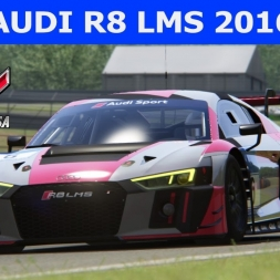Audi R8 LMS 2016 at Nurburgring - Ready to Race DLC (PT-BR)