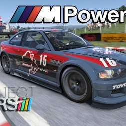 Project Cars * BMW M3 GTR GT3 [mod + download]