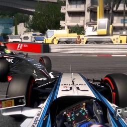 F1 2014 Crash Compilation HD