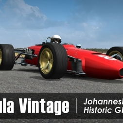 Automobilista - Formula Vintage - Johannesburg - RD Club Race