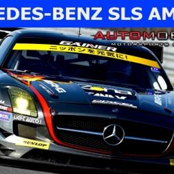 Mercedes-Benz SLS AMG GT3 at Autopolis (PT-BR)