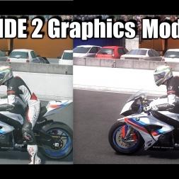 RIDE 2 - NEW Graphics mod - QT Graphics & TotalFX Mod !