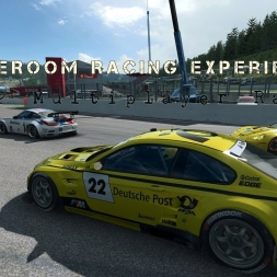 BMW M3 GT2 at Spa - Down to the wire - RaceRoom [1440P/Ultra]