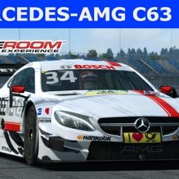 Mercedes AMG DTM at Lauzitzring (PT-BR)