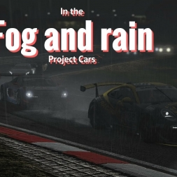 In The Fog and Rain - Where Project Cars shines like no other racing game