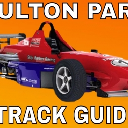 iRacing Skip Barber Track Guide at Oulton Park Fosters Season 2 2017