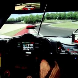 AC - Mugello - Ferrari 458 GT2 - online race P10-win