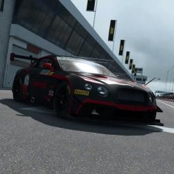 RaceRoom HotLap   Bentley GT3 @ Zandvoort 1:36.610