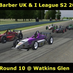 iRacing - Skip Barber UK and I League @ Watkins Glen