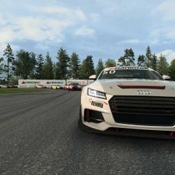 Raceroom Audi TT Cup Nürburgring Short with Racedepartment