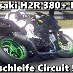 RIDE 2 - Kawasaki H2R 330HP+ 380KM+ ! Race At Nordschleife
