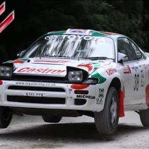 Assetto Rally: Toyota Celica ST185 at Semetin!
