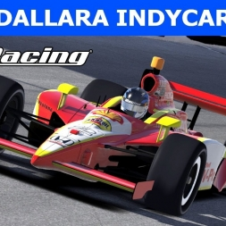 Dallara Indycar at Daytona (PT-BR)